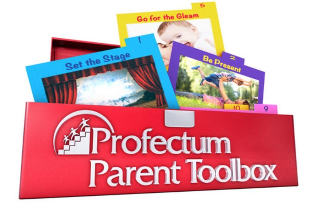 Profectum Parent Toolbox Logo