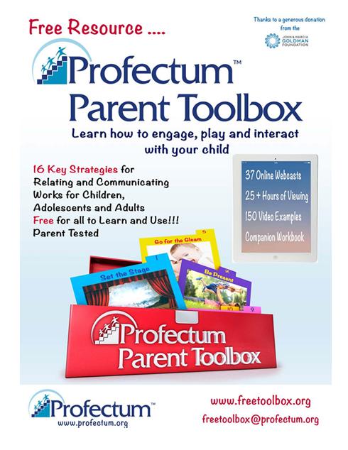 Profectum Parent Toolbox