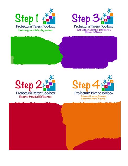 Profectum Steps